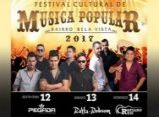 Festival de Música Popular no Bela Vista terá mais três shows neste final de semana